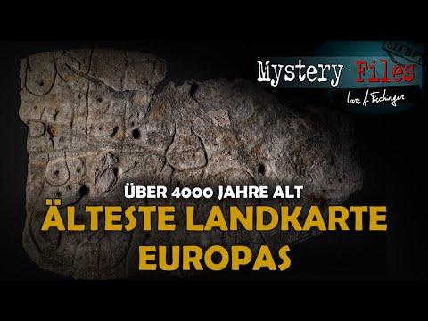 Bis zu 4150 Jahre alt: Älteste Landkarte Europas in einem Hügelgrab entdeckt