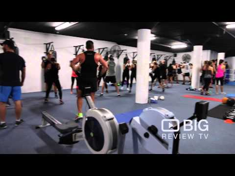 Anarchy Training Centre a Gym in West Perth offering Fitness and Workout