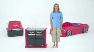 Step2 Corvette Tool Chest Dresser