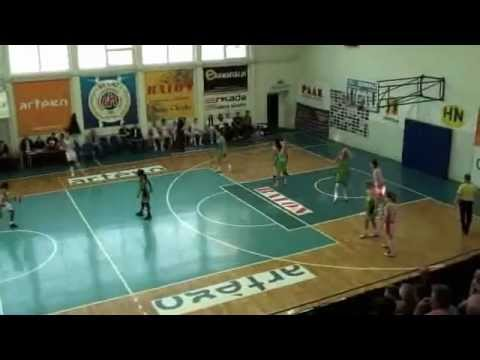 Renee Taylor basketball leszno 1st half