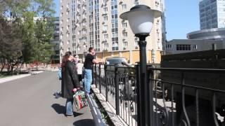 Донецк: подготовка к параду на День Победы(, 2015-04-27T13:29:41.000Z)