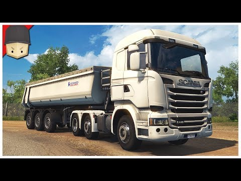 Euro Truck Simulator 2 - Ciao Ciao Italia DLC!