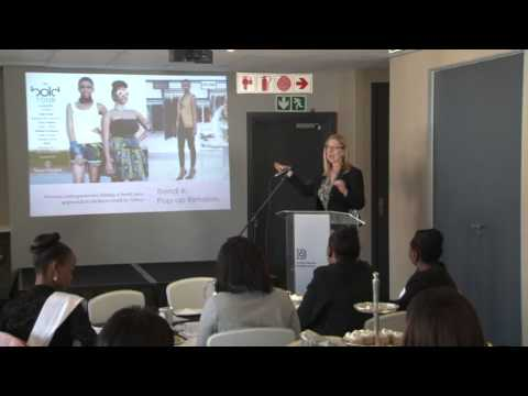 Global Women's Summit: [Empowering] Melanie Hawken