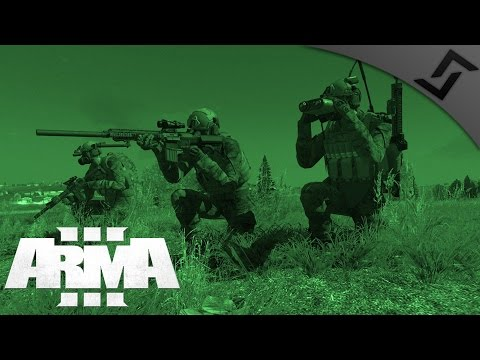 Stealthy SR-25 Marksman - ARMA 3 - MARSOC VIP Extraction