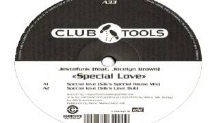 Jestofunk Ft Jocelyn Brown - Special Love (Silk