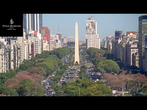 Four Seasons Hotel Buenos Aires - Live Camera