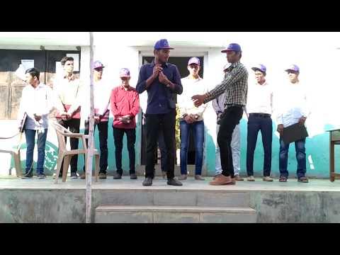 MAKTABAH JAFRIYAH NSS STUDENTS DRAMA ON DIGITAL INDIA