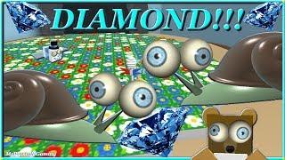 🐌 DIAMOND AMULET ON SNAIL KILL #5? [BEE SWARM SIMULATOR] 🐌
