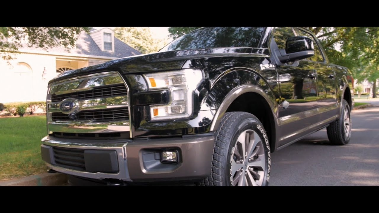 2016 F150 King Ranch >> 2016 Ford F-150 - King Ranch Edition - YouTube