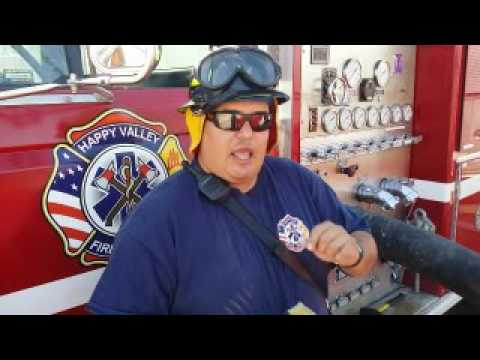 Happy VAlley Fire Rescue MWS July 16