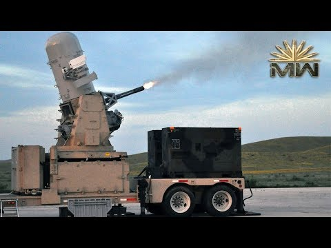 Counter ROCKET, ARTILLERY And MORTAR ⚔️ US C-RAM Systems [Review]