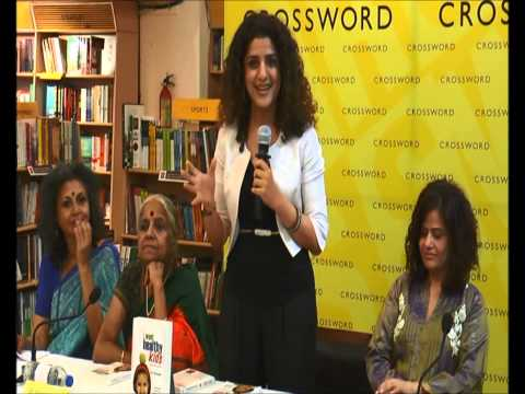 Book Launch - I Want Healthy Kids by Alia Almoayed PART I