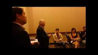 U.S. Senator Ben Cardin Discusses Asian American Electorate at Netroots Nation 2012