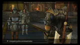 Dragon Age Origins - The Landsmeet [FemGW, marry Alistair, Human Noble]