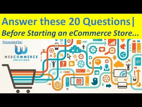 Creating online store | What to Know before starting an online ecommerce store | Ecommerce Tips