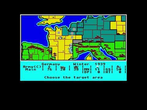 Storm Across Europe [Amiga] 1989 - Tedious Retro Gamer