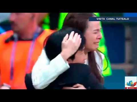 La entrenadora de Tailandia celebra entre lágrimas el primer gol de su selección