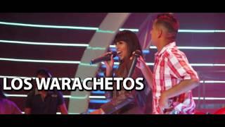 Los Warachetos  Besos al aire - Video Oficial