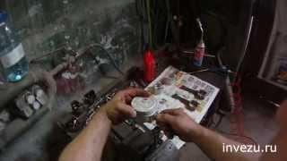 Matbuot-mos bog'lovchi rod nizomning bilan piston pin