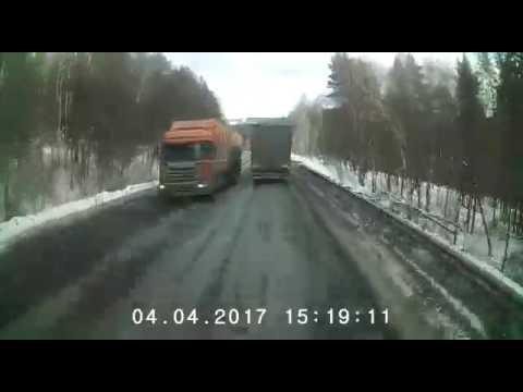 Страшное ДТП на трассе М5
