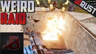 Weird Raid - Rust