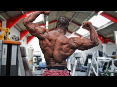 Savage Back & Biceps Lean Mass Builder