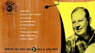Burl Ives - 08 - Down in the Valley