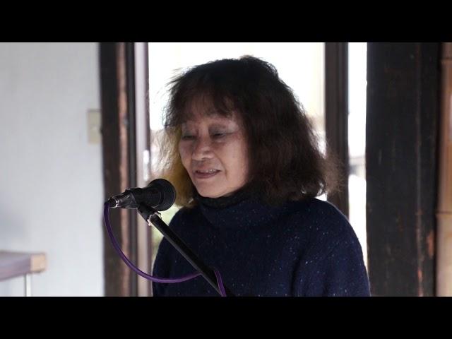 園 阿莉[今日の反核反戦展2018:リレートーク]