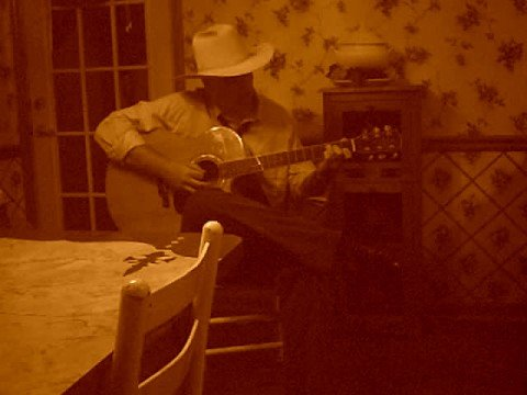Lost on the river Hank Williams Cover