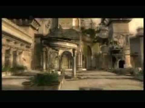 Prince Caspian Video Game #1 Trailer