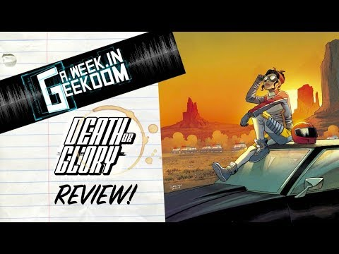 Death or Glory Volume 1 Review