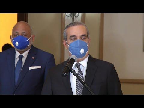 {Video} Declaraciones de Abinader tras reunión con Danilo