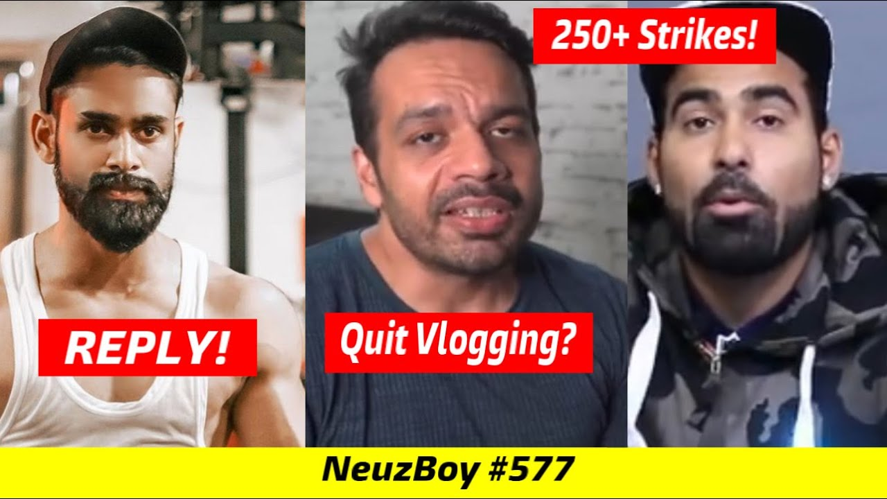 Amir Siddiqui Reply on Being Called CHAPRI, GAURAVZONE Gave Strike to 250+ Channels, Flying Beast