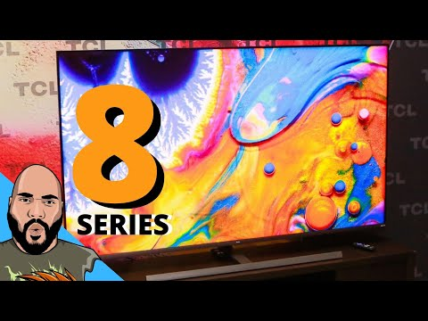 TCL 8 Series 2019 Review: Mini LED TV Has Arrived!