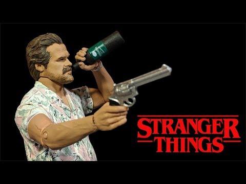 McFarlane Toys: Stranger Things: Chief Hopper Season 3 Action Figure Review