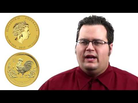 Bullion Coins From Down Under: Monday Morning Brief