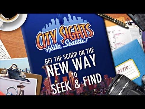 City Sights: Hello Seattle Trailer