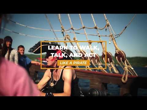 Munising Pirate Cruises Full Promo