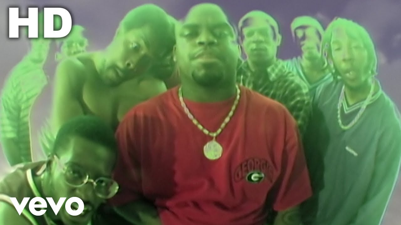 Goodie Mob - Cell Therapy (Official Video)