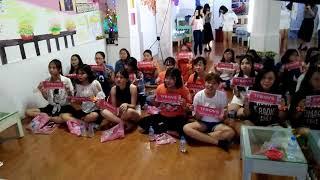 [KTX 2nd MINI Offline in Hanoi] Sổ tay rèn luyện tuổi thanh xuân 青春修炼手册