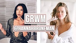 Event Makeup Tutorial | GRWM with Hannah Bronfman