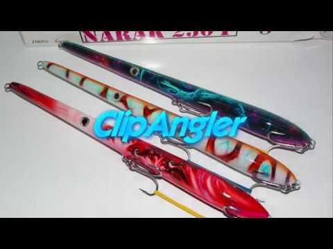ClipAngler - prova NARAK 230-F - rubrica provati per voi unboxing e nuoto needle narak