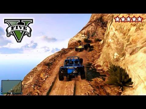 GTA 5 Off-Roading!!! - CUSTOM BUGGIES! GTA 5 -  Hanging With the Crew Grand Theft Auto 5
