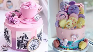Top 100 Quick \u0026 Tasty Cake Decorating Tutorials Like a Pro 😍 Most Satisfying Cake Decorating