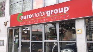 Az Euromotor első 20 éve - Onroad.hu