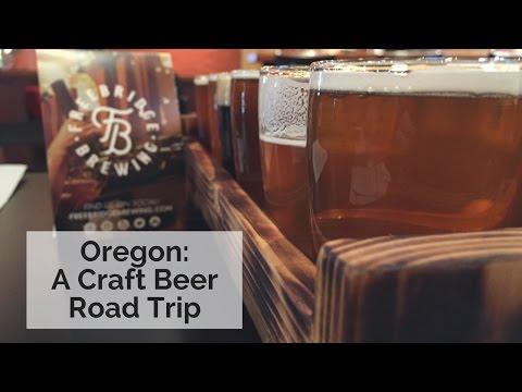 Oregon: A Craft Beer Road Trip