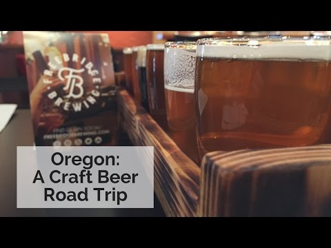 Oregon: A Craft Beer Road Trip