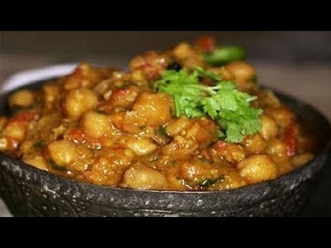 Punjabi Chole Without Onion By Sanjeev Kapoor | Quick Punjabi Chole Without Onion | Khana Khazana