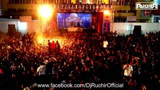 Ruchir Kulkarni Dj Ruchir At Dimension 2014   Kelkar College Mumbai