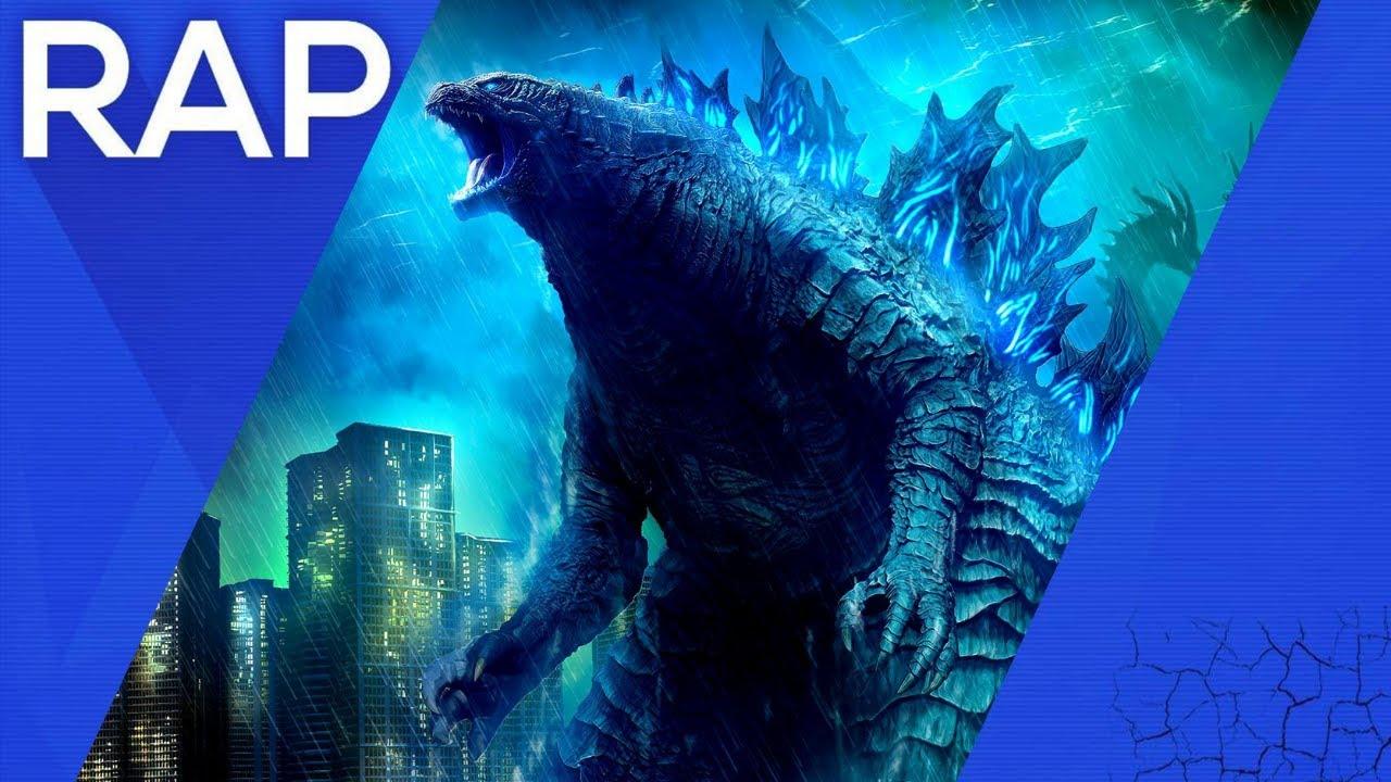 Rap de Godzilla EN ESPAÑOL (Godzilla vs Kong) - Shisui :D - Rap tributo nº 100